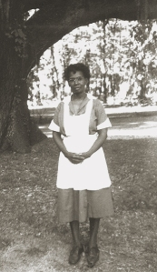 Descended from one of the enslaved families at Woodlands Plantation.